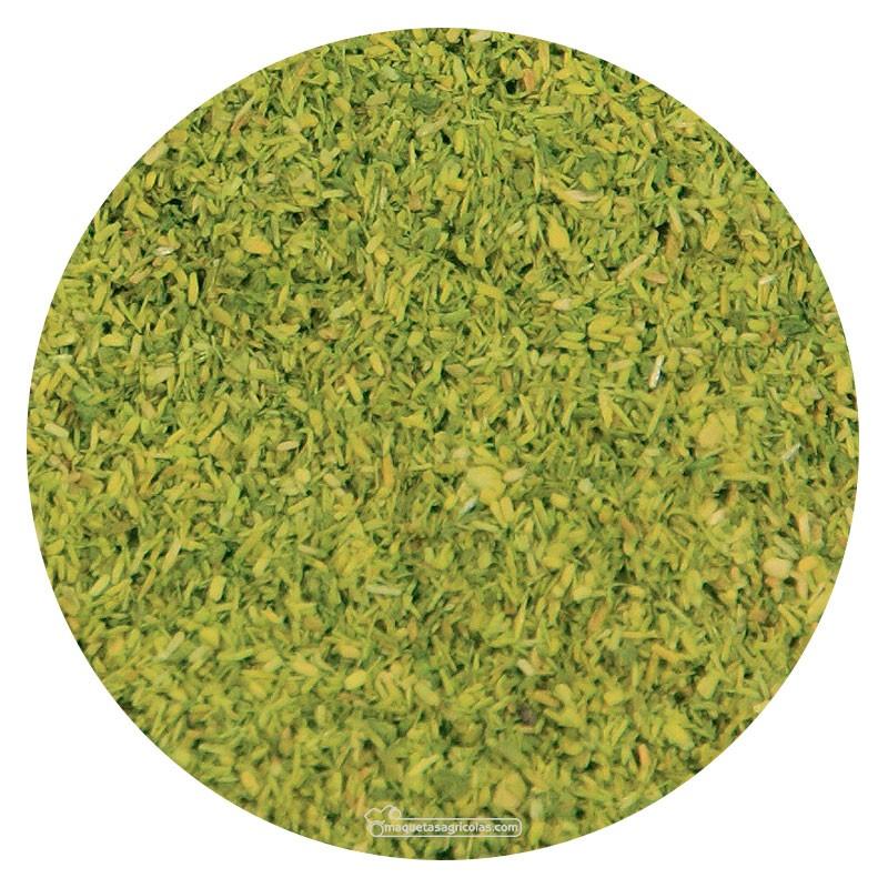 Hojas color verde claro 200 ml - Miniatura Heki 1685