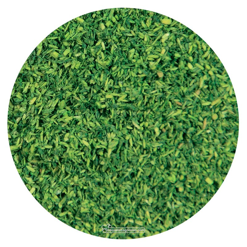 Hojas color verde medio 200 ml - Miniatura Heki 1686