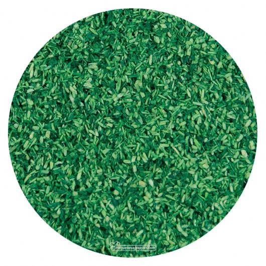 Hojas color verde oscuro 200 ml - Miniatura Heki 1687