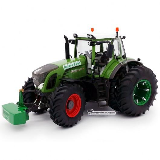 Tractor Fendt 936 Vario AdBlue Silage con doble rueda - Miniatura Edición Limitada 1:32 - Wiking 077422