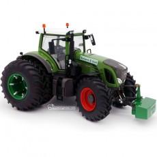 Tractor Fendt 936 Vario AdBlue Silage con doble rueda - Miniatura Edición Limitada 1:32 - Wiking 077422 vista derecha