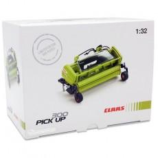 Claas Pick Up 300 Nueva Version - Edición Limitada - Miniatura 1:32 - Wiking 2551150 embalaje