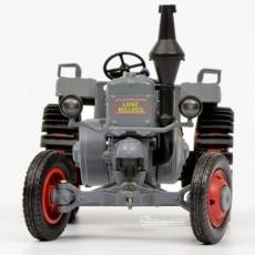 Tractor Lanz Ackerluft con oruga - Miniatura 1:32 - Schuco 450769300 vista frontal