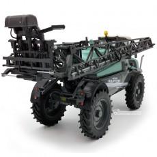 Carro pulverizador Berthoud New Raptor - Miniatura 1:32 - Replicagri REP164 vista posterior