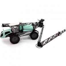 Carro pulverizador Berthoud New Raptor - Miniatura 1:32 - Replicagri REP164 brazo extendido
