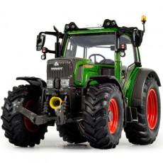 Tractor Fendt 211 Vario, verde - Miniatura 1:32 - Schuco 450781500 frontal