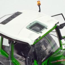 Tractor Fendt 211 Vario, verde - Miniatura 1:32 - Schuco 450781500 detalle de la cabina