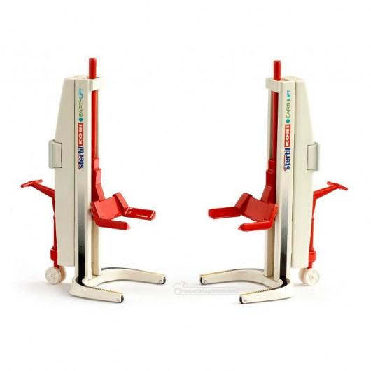 Columna de elevación móvil Stertil-Koni - Miniatura 1:32 - Wiking 077845