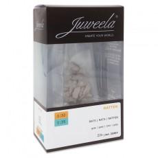 Ratas grises 22 piezas - Miniatura 1:32 / 1:35 - Juweela 23367 embalaje