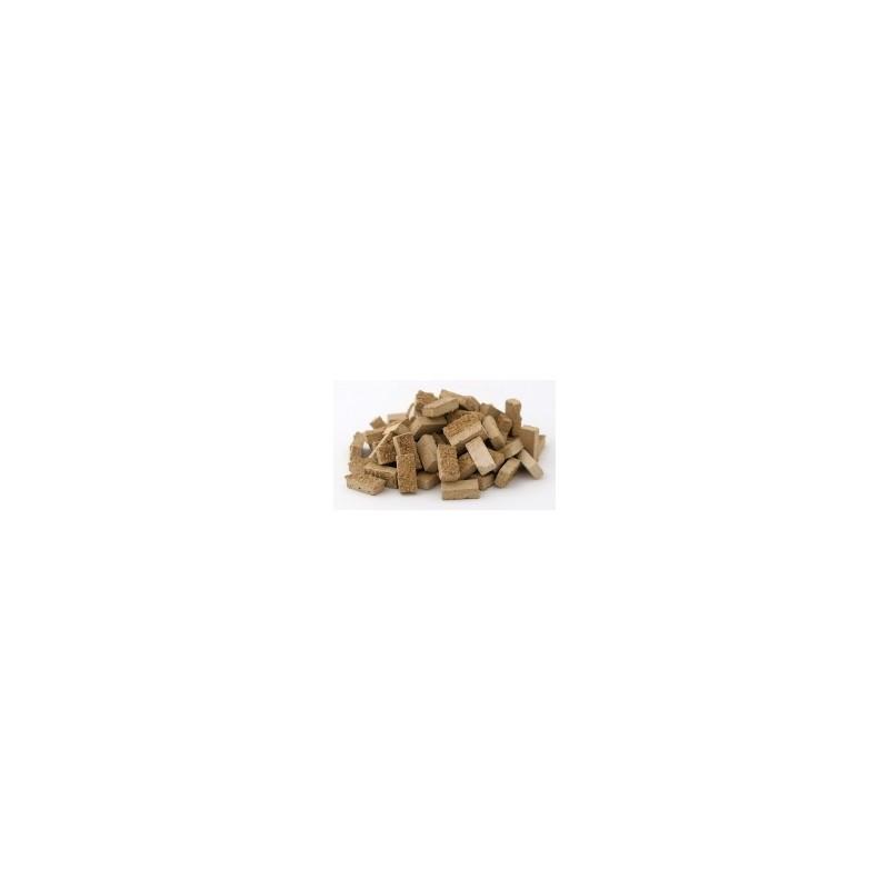 ADOBE DE ARCILLA beige oscuro cerámica 200 uds. - Miniatura 1:32 / 1:35 - Juweela 23230