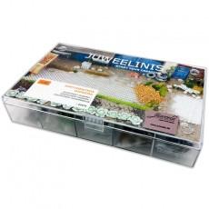 Juweelinis caja surtido de piezas para hacer un diorama - miniatura 1:32 - Juweela 23373