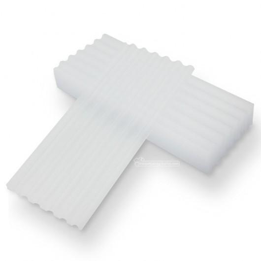Chapas onduladas translucidas 15 piezas - miniatura 1:32/1:35 - Juweela 23248
