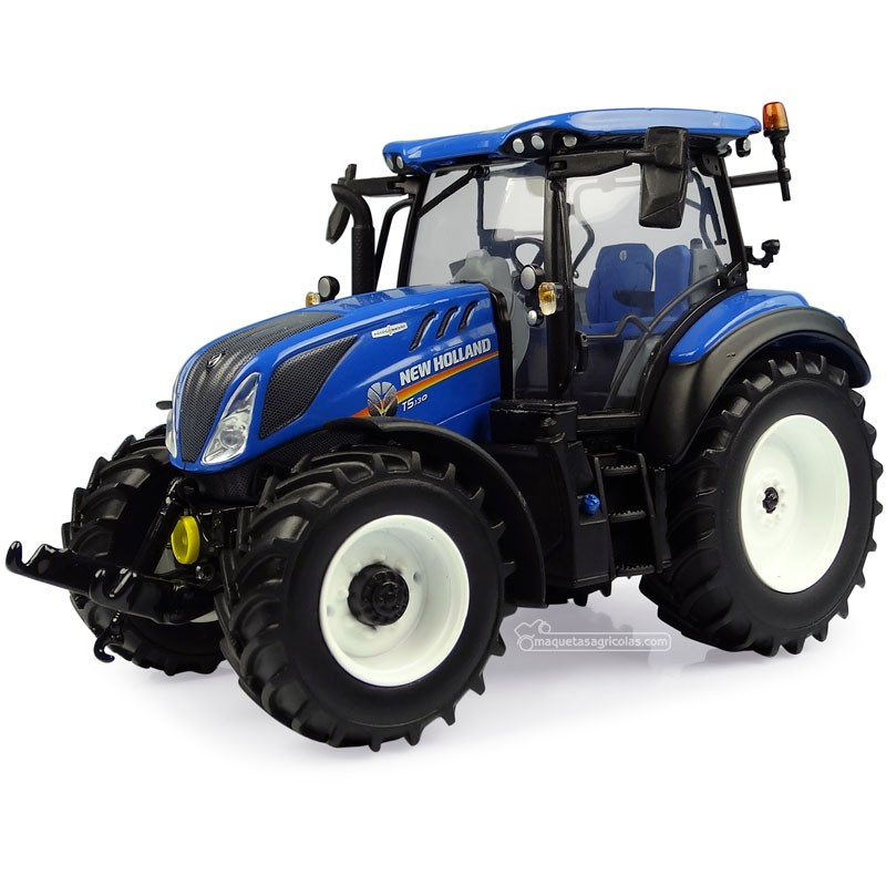 Tractor New Holland T5.130 - Miniatura 1:32 - UH5360