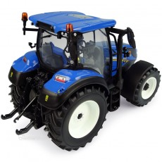 Tractor New Holland T5.130 - Miniatura 1:32 - UH5360 perfil posterior