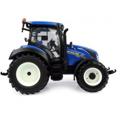 Tractor New Holland T5.130 - Miniatura 1:32 - UH5360 vista lateral