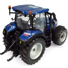New Holland T5.140 Blue Power - 2019 - Miniatura 1:32 - UH6207 perfil posterior