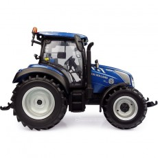 New Holland T5.140 Blue Power - 2019 - Miniatura 1:32 - UH6207 vista lateral