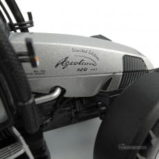 "Deutz-Fahr Agrotron MK3 - Edición Limitada ""Diseño Especial No. 555"" - Miniatura 1:32 - UH5396 detalle edición limitada"