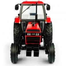 Tractor Case International 1494 – 2WD – Versión rojo/negro - Miniatura 1:32 - UH6209 vista frontal