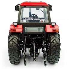 Tractor Case International 1494 – 2WD – Versión rojo/negro - Miniatura 1:32 - UH6209 vista posterior