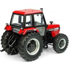 Tractor Case International 1494 – 4WD – Versión rojo/negro - Miniatura 1:32 - UH6210 perfil posterior derecho