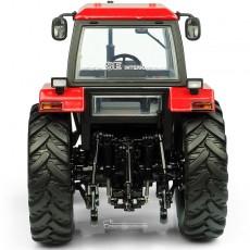 Tractor Case International 1494 – 4WD – Versión rojo/negro - Miniatura 1:32 - UH6210 vista posterior