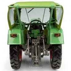 Tractor Fendt Farmer 5S 2WD met PEKO Cabina - Miniatura 1:32 - UH5291 vista posterior
