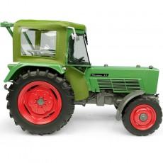 Tractor Fendt Farmer 5S 2WD met PEKO Cabina - Miniatura 1:32 - UH5291 Vista lateral