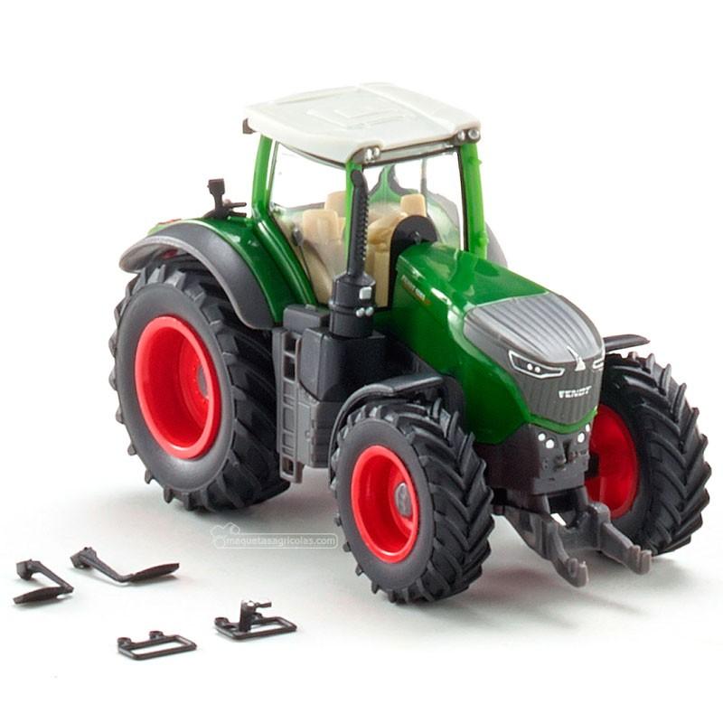 Tractor Fendt 1050 Vario - Miniatura 1:87 - Wiking 036160