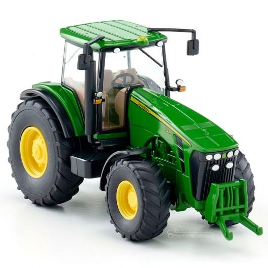 Tractor John Deere 8430 - Miniatura 1:87 - Wiking 039102