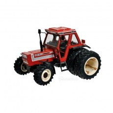 Tractor FIAT 100-90 doble rueda - Miniatura 1:32- Replicagri REP024