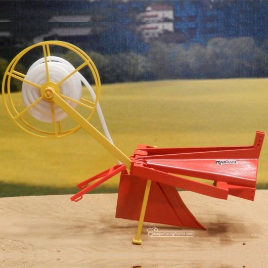 Kit máquina para enterrar tubería - Miniaturas 1:32 para montar- Artisan 03115