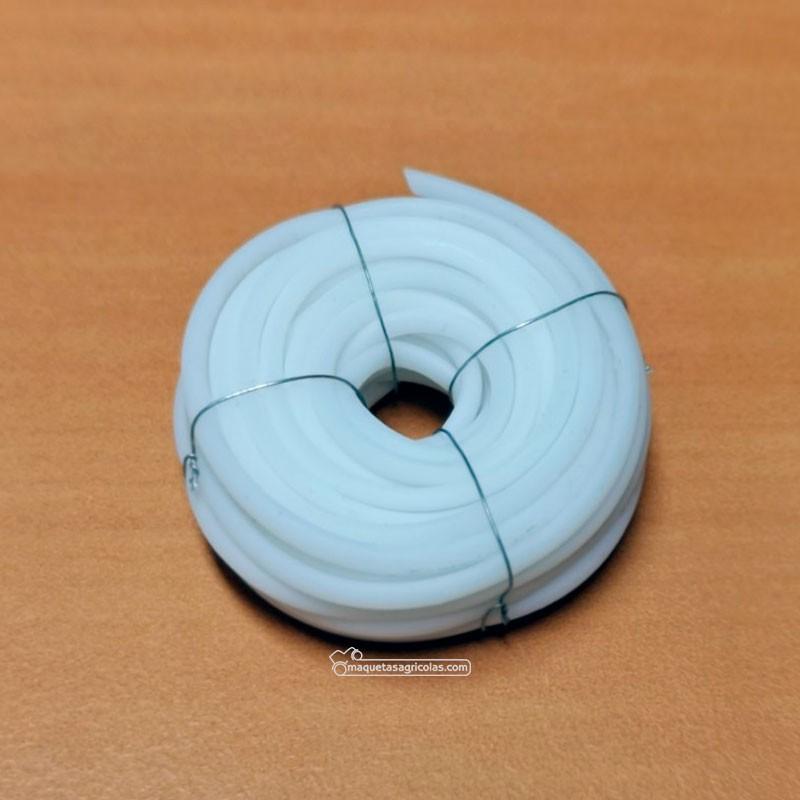 Tubo para riego de exterior 4 mm de 2 mm de interior - Miniaturas 1:32 - Artisan 04587
