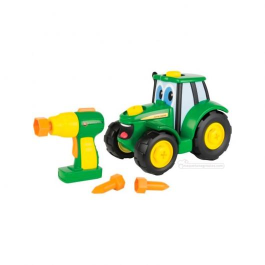 Haz tu propio tractor Johny - Juguete - ERTL 46655