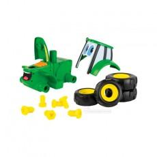 Haz tu propio tractor Johny - Juguete - ERTL 46655 demontado