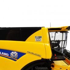 Cosechadora New Holland CR10.90 Revelation Edición Limitada - Miniatura 1:32 UH6218 detalle 1