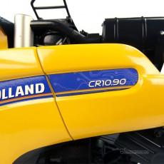 Cosechadora New Holland CR10.90 Revelation Edición Limitada - Miniatura 1:32 UH6218 detalle 2