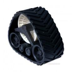 Pareja de orugas traseras color blanco - Miniaturas 1:32 para montar - Artisan 01315B