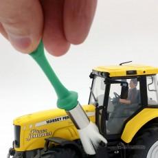 Cepillo de limpieza super suave - Artisan 270032 utilización