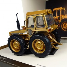 Tractor Ford County 1174 – Gold Edition County 50th Anniversary Model 1929 – 1979 – 4WD - Miniatura 1:32 - UH6211