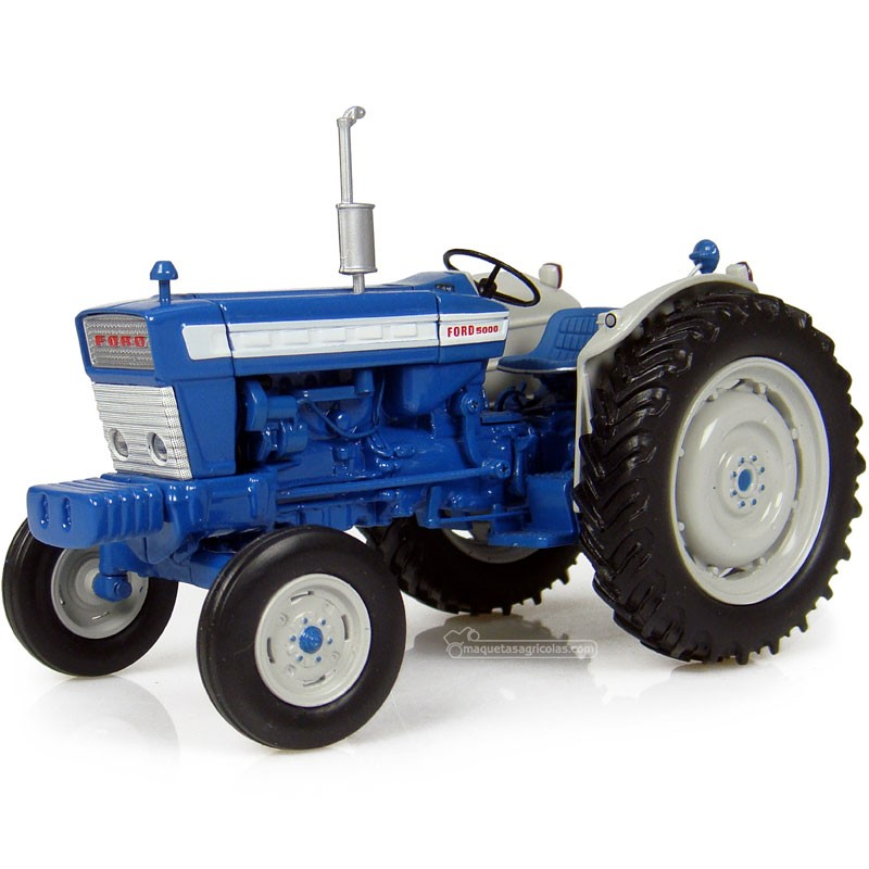 Tractor Ford 5000 - Réplica 1:32 - UH2808