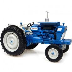 Tractor Ford 5000 - Réplica 1:32 - UH2808 capó del motor abierto