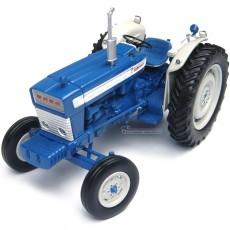 Tractor Ford 5000 - Réplica 1:32 - UH2808 vista superior
