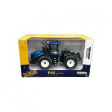 Tractor New Holland T9.565 RC 4WD Prestige - Miniatura 1:32 - ERTL 13858 caja