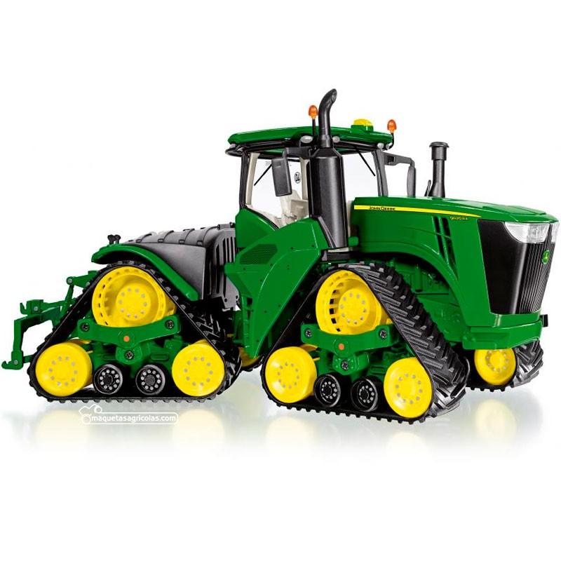 Tractor John Deere 9620RX - Miniatura 1:32 - Wiking 077849
