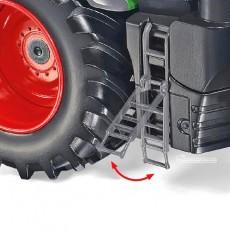 Tractor Fendt 942 Vario - Miniatura 1:32 - Wiking 077839 detalle de escaleras