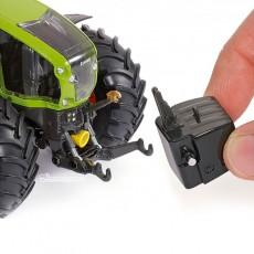 Tractor Claas Axion 930 Terra Trac - Miniatura 1:32 - Wiking 077839 detalle contrapeso