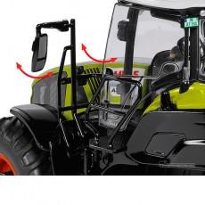 Tractor Claas Axion 930 Terra Trac - Miniatura 1:32 - Wiking 077839 detalle cabina