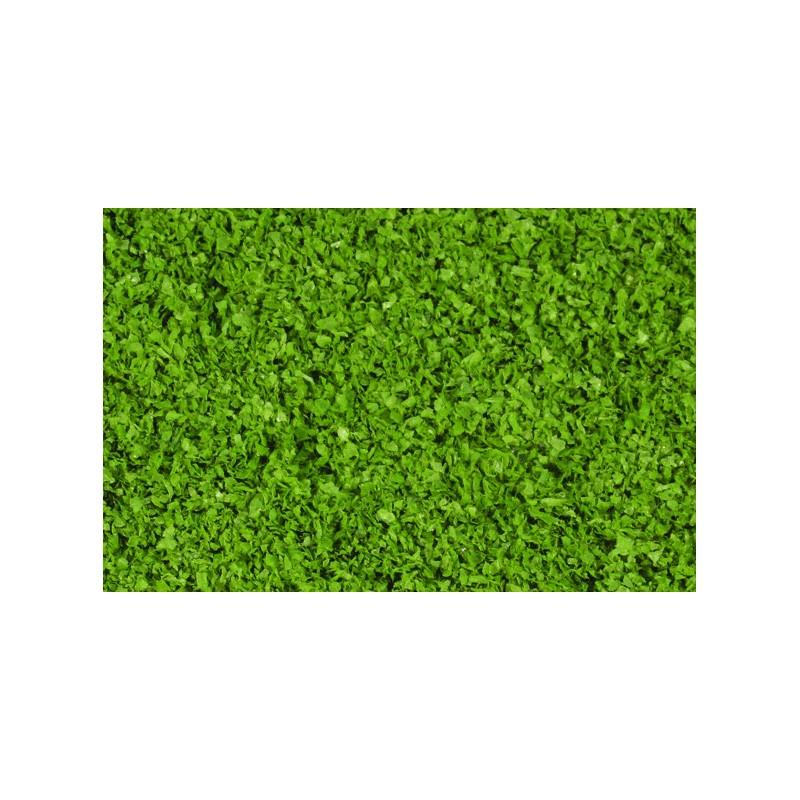 Hojas realistas verde medio en bolsa de 200 ml - Miniatura Heki 15151