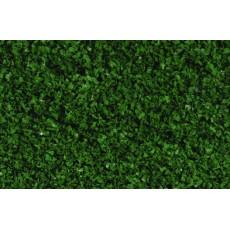 Hojas realistas verde oscuro en bolsa de 200 ml - Miniatura Heki 15153